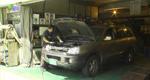 車 자동차도 코감기에 걸린다! [04/04]