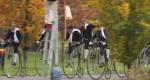 큰 바퀴 자전거 대회...네덜란드 산타 축제 [11/08]