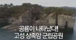 크아아아아앙~! 공룡이 나타났다!! 고성 상족암 군립공원