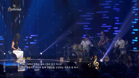 [더 뮤지션] 장필순 - 어느새