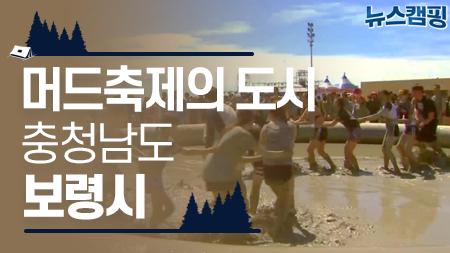 머드축제의 도시, 충청남도 보령시 ㅣ 뉴스캠핑 15회