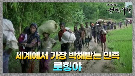 [20회 예고] 세계에서 가장 박해받는 민족, 로힝야 ㅣ 뉴스멘터리 전쟁과 사람